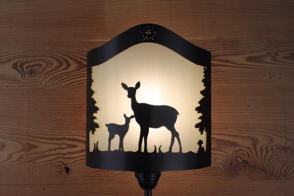 KV005 - Mamma Cerva & Bambi | FérArt Design