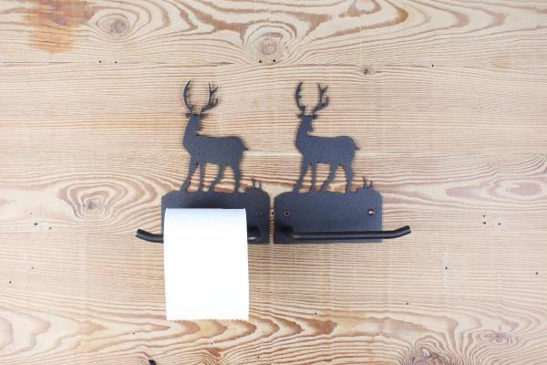M002 - Cervo maschio Di Lato   FérArt Design