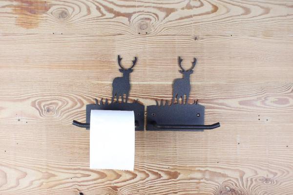 M003 - Cervo Maschio Di Fronte   FérArt Design