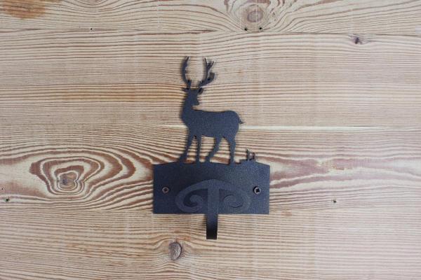 X002 - Cervo Maschio | FérArt Design