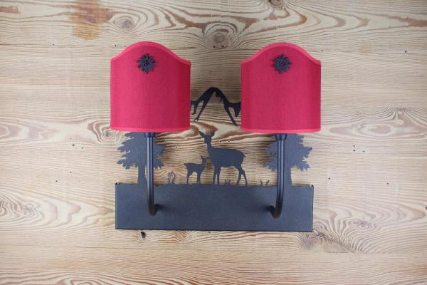 UV005 - Mamma Cerva & Bambi | FérArt Design