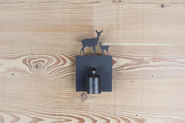 IB005 - Mamma Cerva & Bambi | FérArt Design