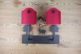 UV002 - Cervo Maschio | FérArt Design